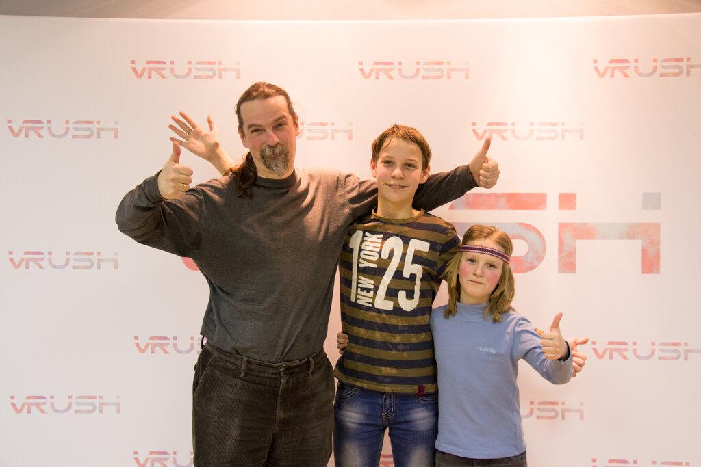 клуб виртуальной реальности — Клуб виртуальной реальности VRush — Москва, фото №6