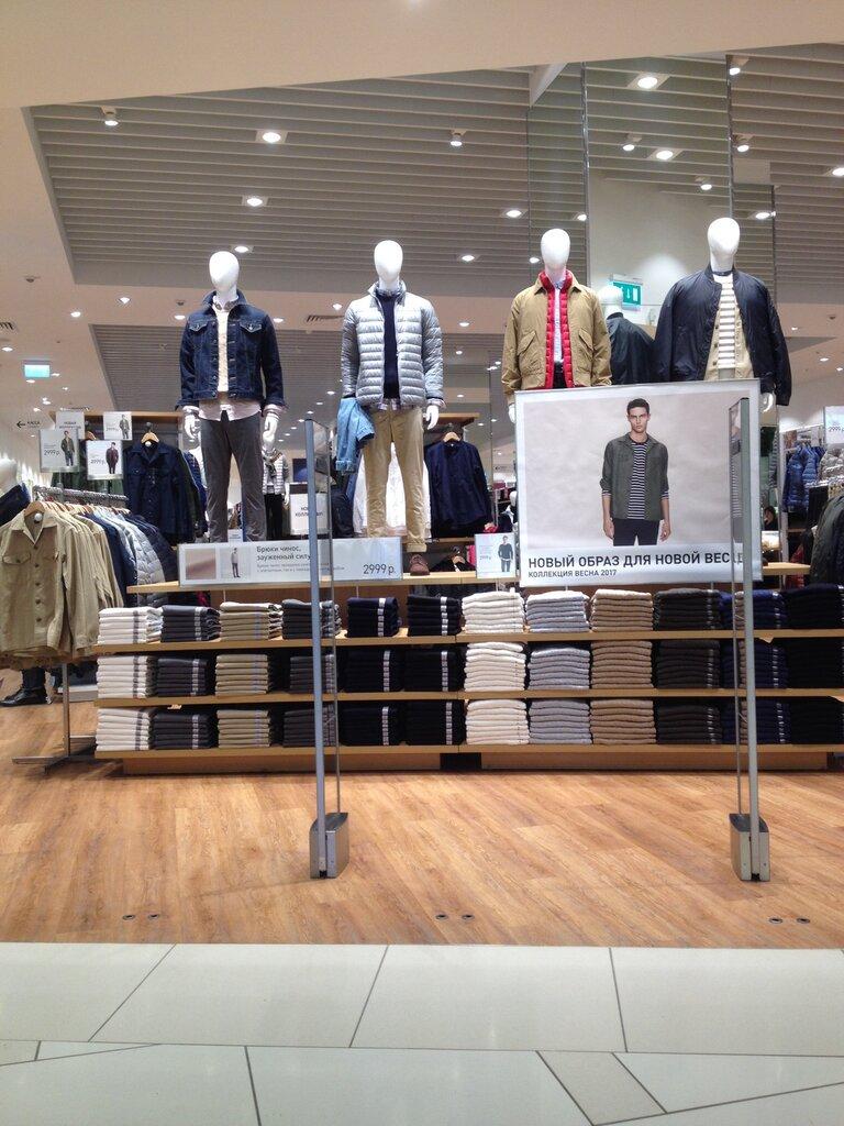 магазин одежды — Uniqlo — Москва, фото №7