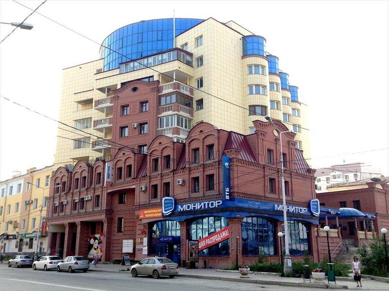 Бизнес-отель Рандеву