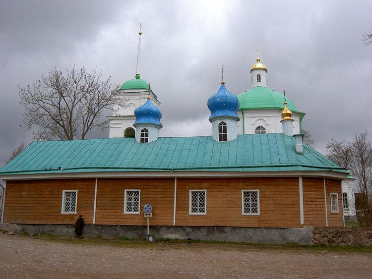 монастырь — Свято-Успенский Псково-Печерский монастырь — Печоры, фото №7