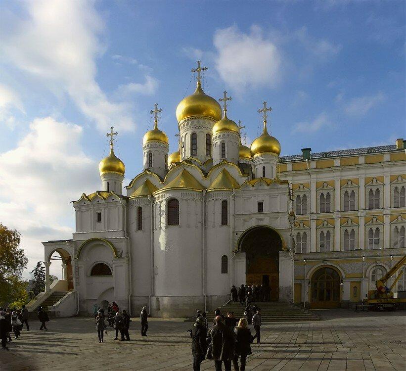 музей — Московский Кремль — Москва, фото №10