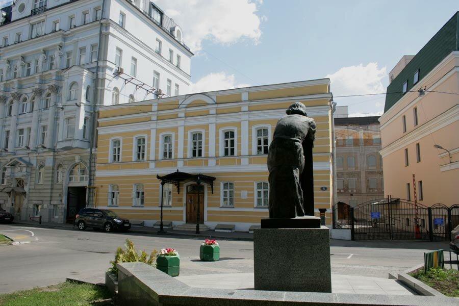 музей — ГБУК Дом-музей Марины Цветаевой — Москва, фото №7