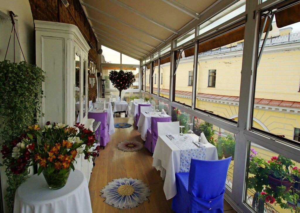 restaurant — Cherdak Khudozhnika — Saint Petersburg, фото №3