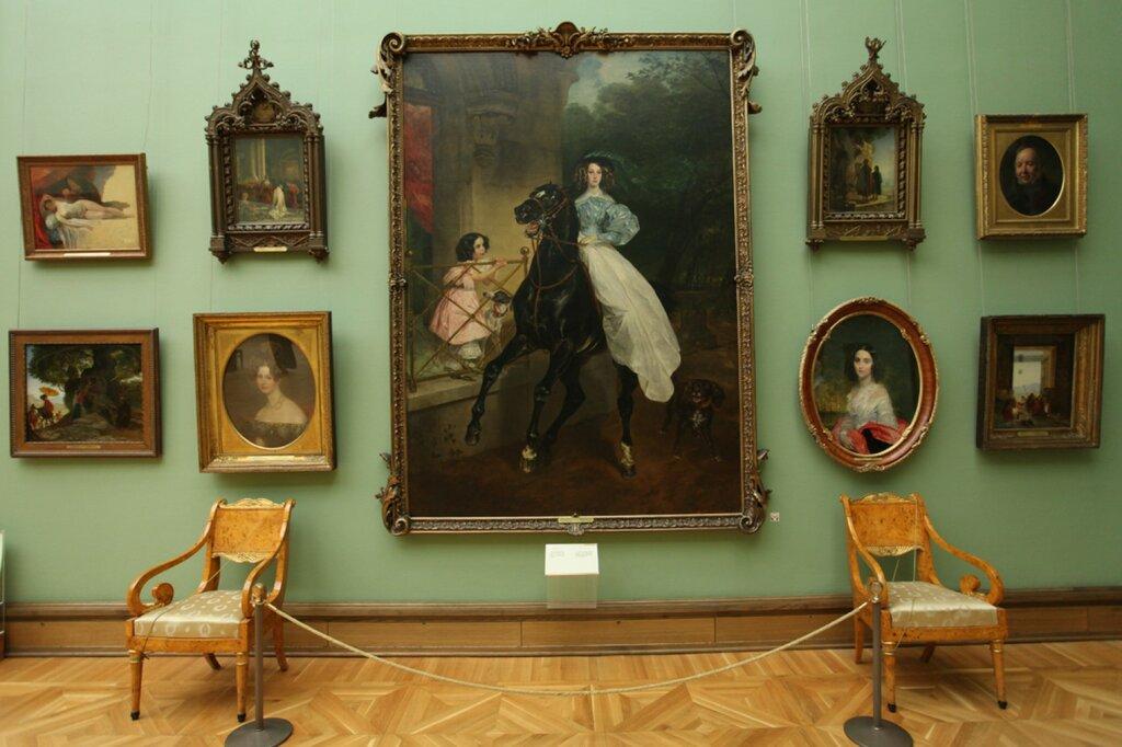 музей — Государственная Третьяковская галерея — Москва, фото №2