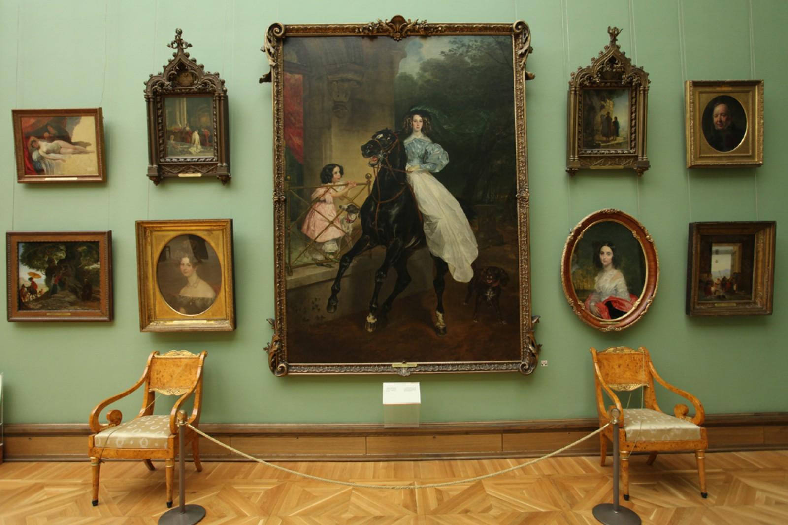 «Государственная Третьяковская галерея» фото 5