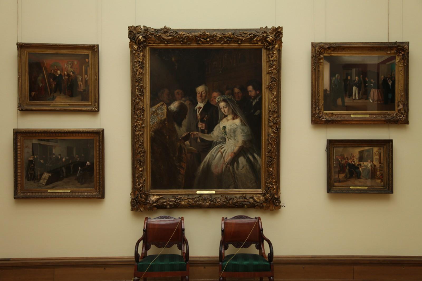 «Государственная Третьяковская галерея» фото 4