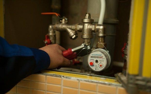 водосчётчики, газосчётчики, теплосчётчики — Доступный сервис — Москва, фото №1