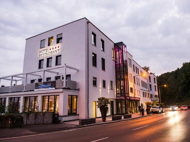 Design-Konferenzhotel Steinernes Schweinchen