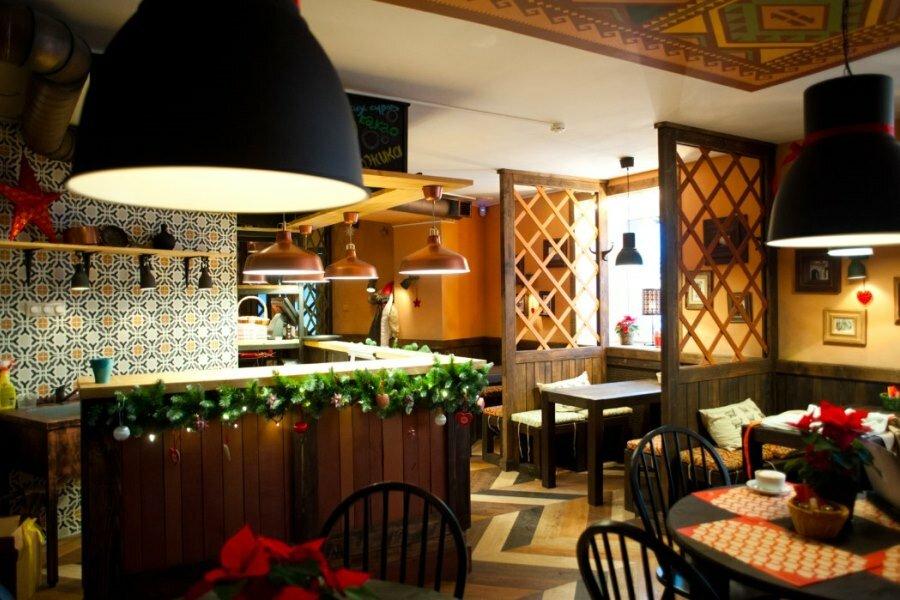 restaurant — Restoran Pkhali-Khinkali — Санкт-Петербург, фото №10
