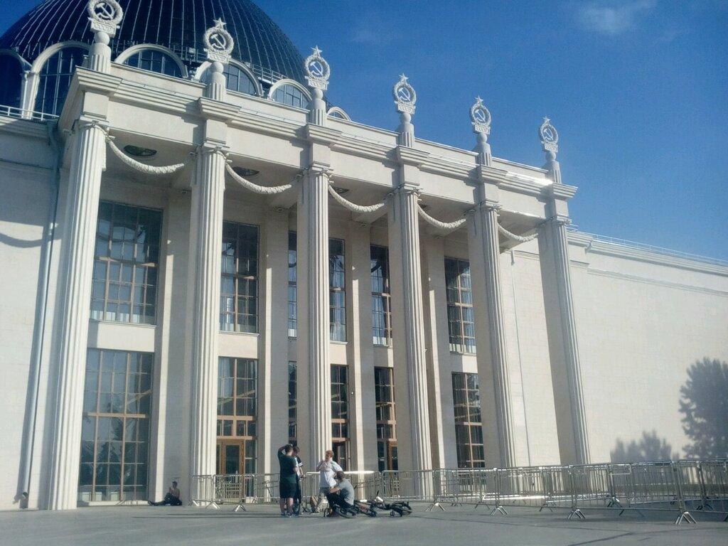 музей — Павильон № 32-34 Космос — Москва, фото №3