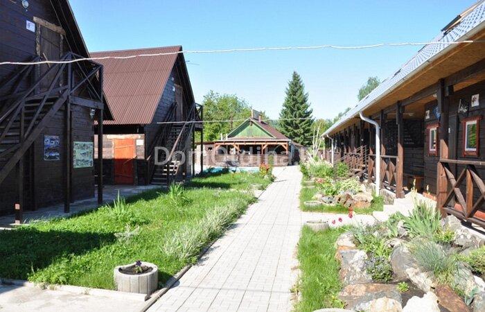турбаза — Бухта Весёлого Роджера — село Ая, фото №2