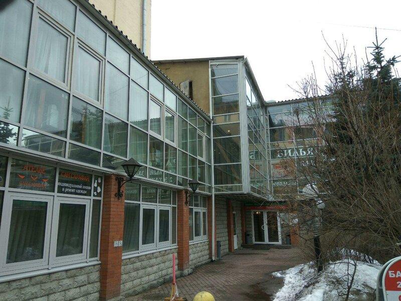 Загородный комплекс Кирочное