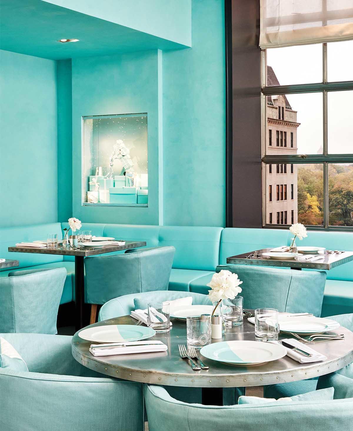 tiffany blue box cafe - HD1200×1464