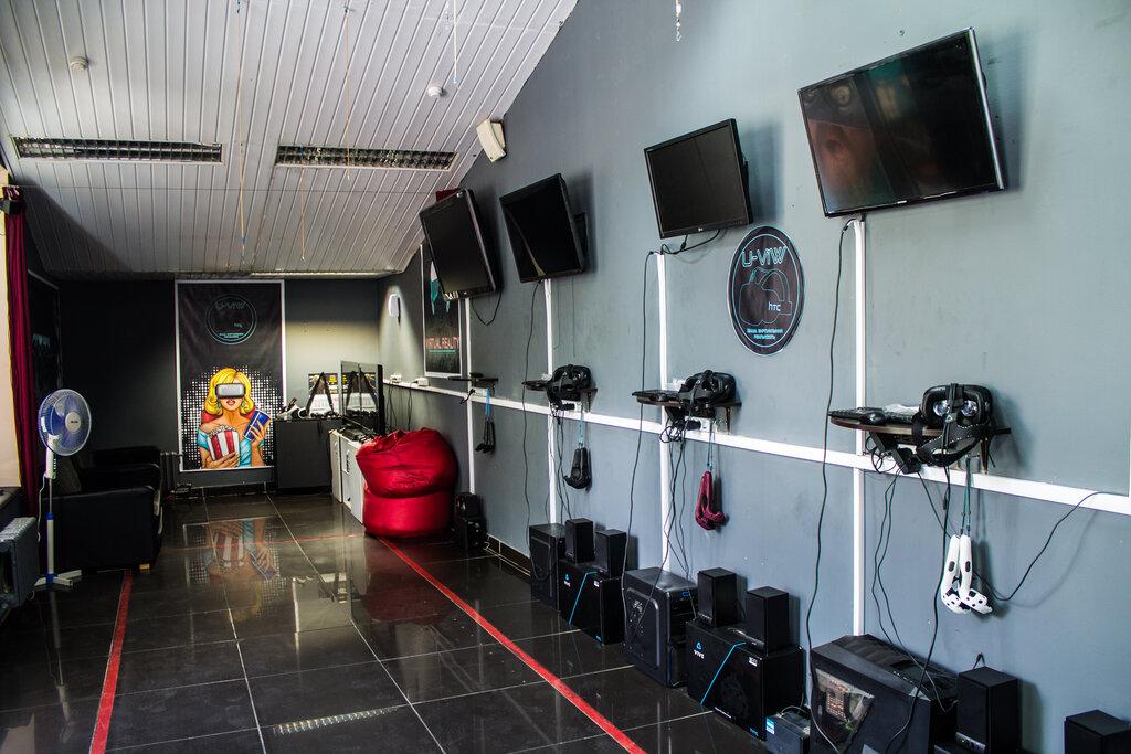 клуб виртуальной реальности — U-ViW — Минск, фото №1