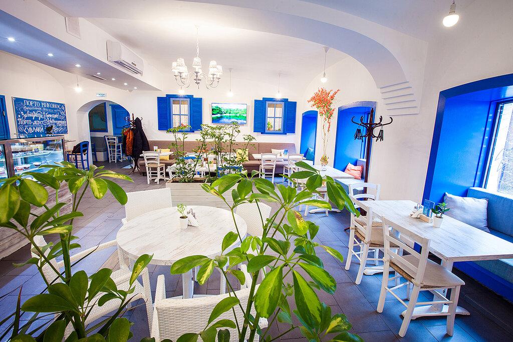 ресторан — Порто Миконос — Москва, фото №7