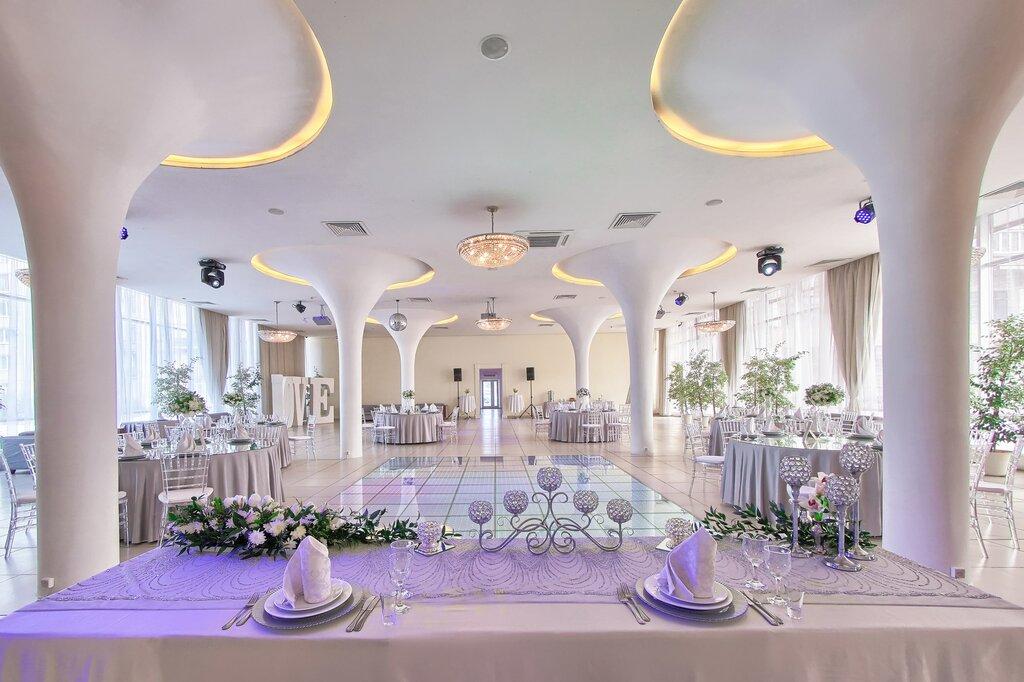 банкетный зал — Банкетный ресторан Небесный — Санкт-Петербург, фото №10