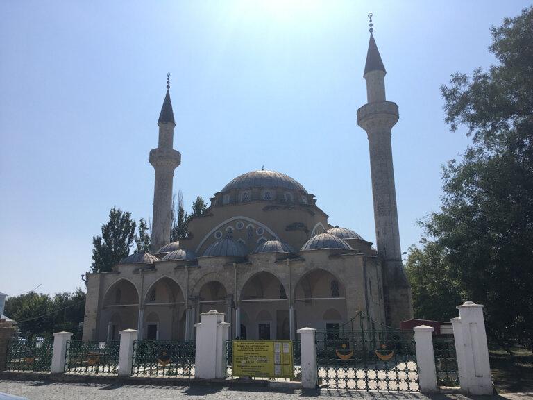 мечеть — Джума Хан-Джами — Евпатория, фото №6