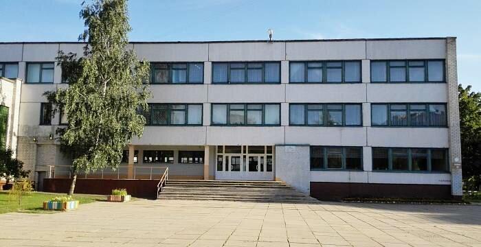 кафе — Средняя школа № 39 г. Могилёва — Могилёв, фото №1
