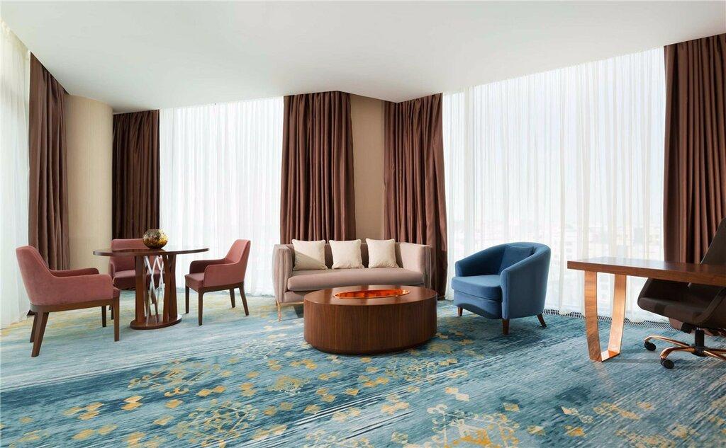 готель — Hilton Astana — Нур-Султан (Астана), фото №10