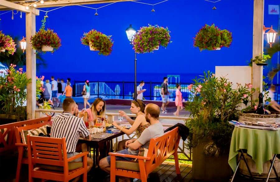 restaurant — Boho — Sochi, photo 1
