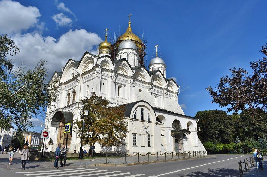 православный храм — Архангельский собор — Москва, фото №7