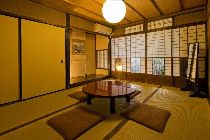 Kyoto Machiya Sanjojuku