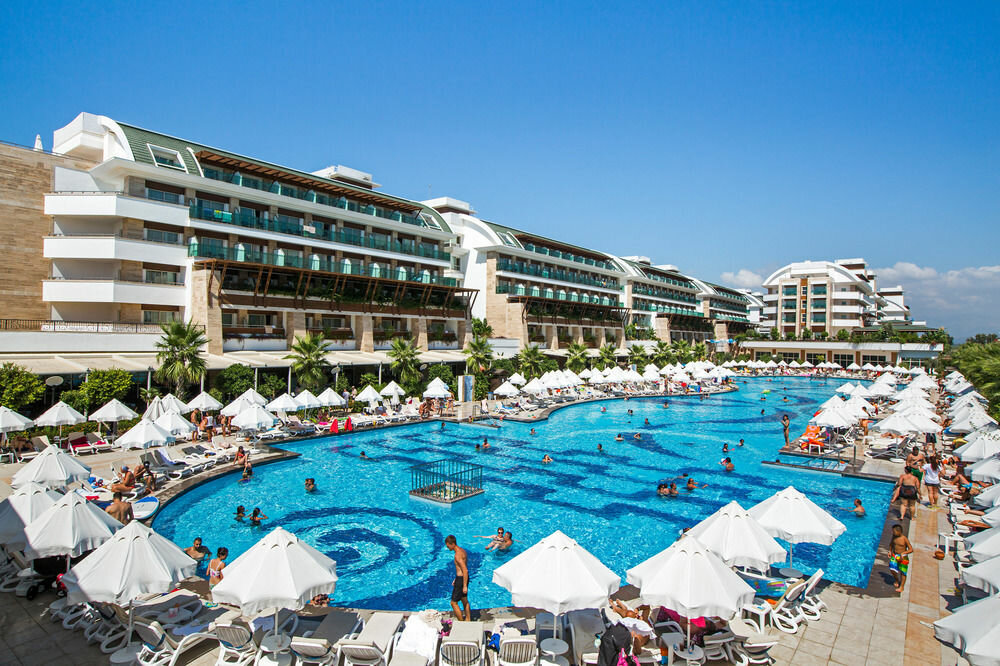 otel — Crystal Waterworld Resort & SPA — Serik, photo 1
