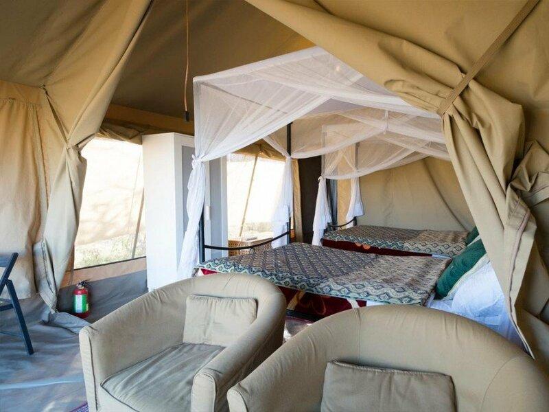 Serengeti Wildebeest Camp