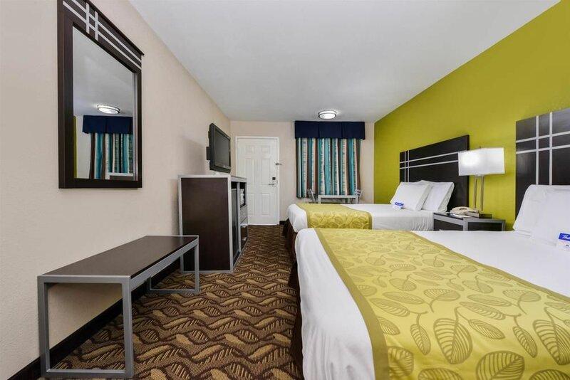 Americas Best Value Inn Pasadena Houston