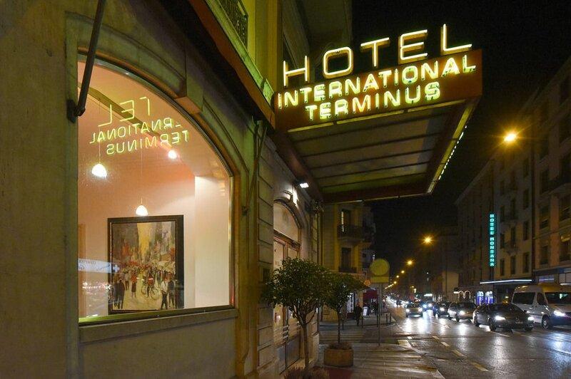 Hôtel International & Terminus