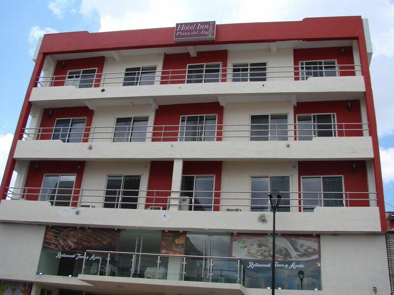 Hotel Inn Plaza del Angel Chihuahua
