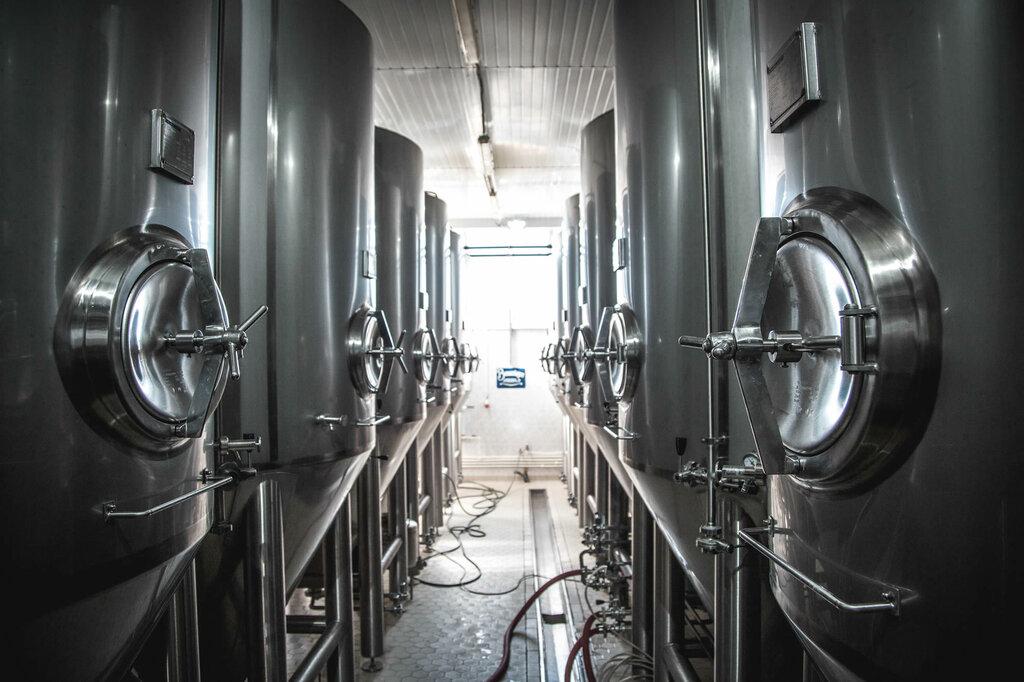 пивоваренный завод — Наро-Фоминская Пивоварня — Наро-Фоминск, фото №1