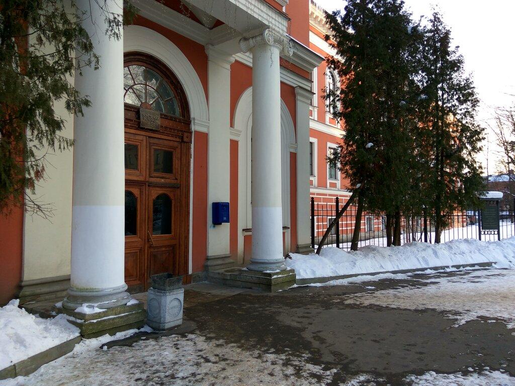больница для взрослых — ГБУЗ Городская больница № 38 им. Н. А. Семашко — Пушкин, фото №1