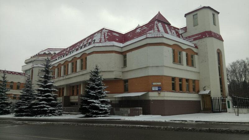 ГБУЗ Детский бронхолёгочный санаторий № 15 ДЗМ