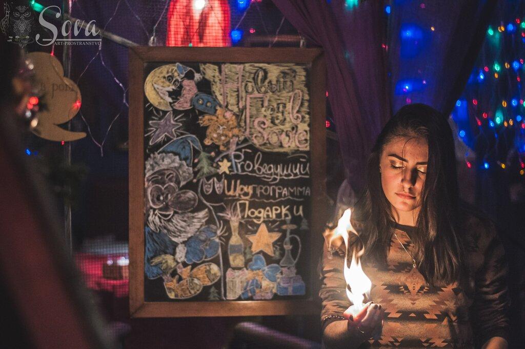 hookah bar — Sova Art Prostranstvo — Saint Petersburg, фото №5