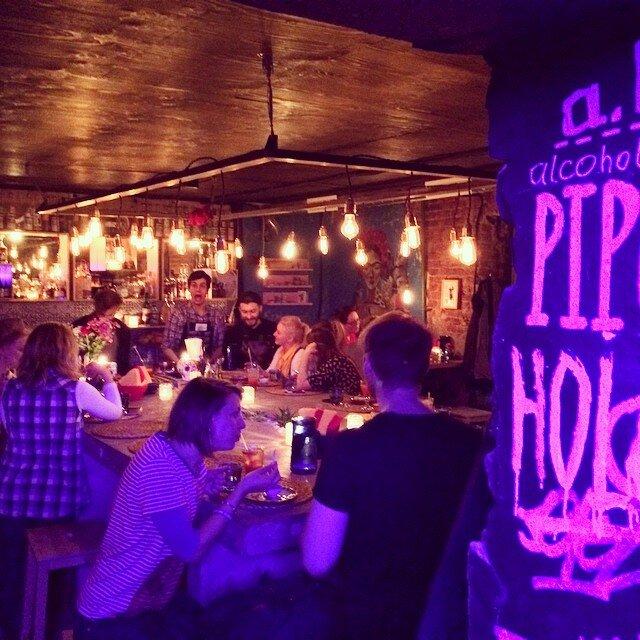pub, bar — El Copitas — Saint Petersburg, фото №8