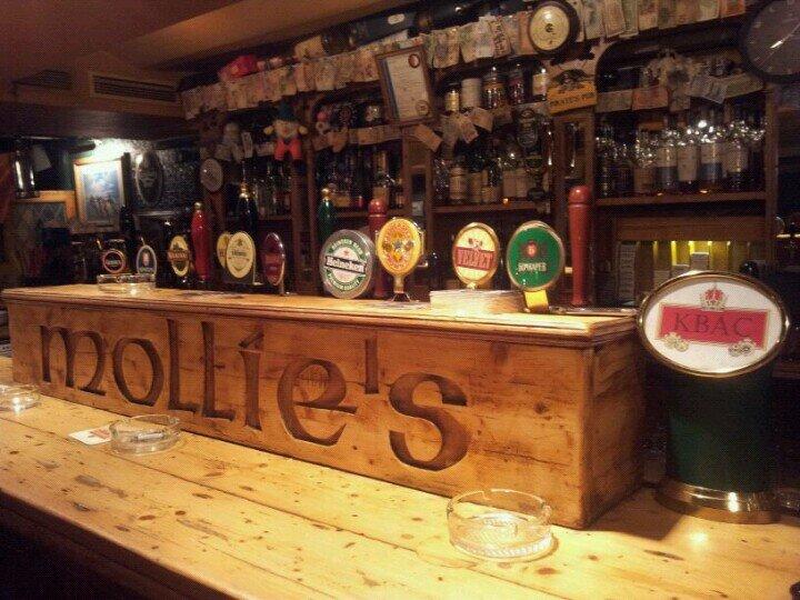 pub, bar — Mollie's — Saint Petersburg, фото №8