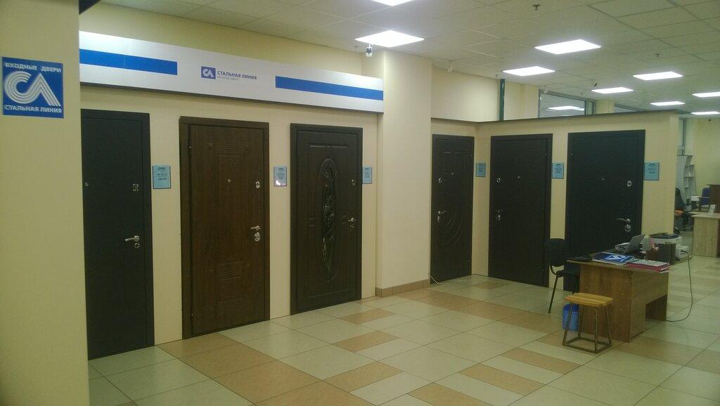 двери — Стальная Линия — Кобрин, фото №2