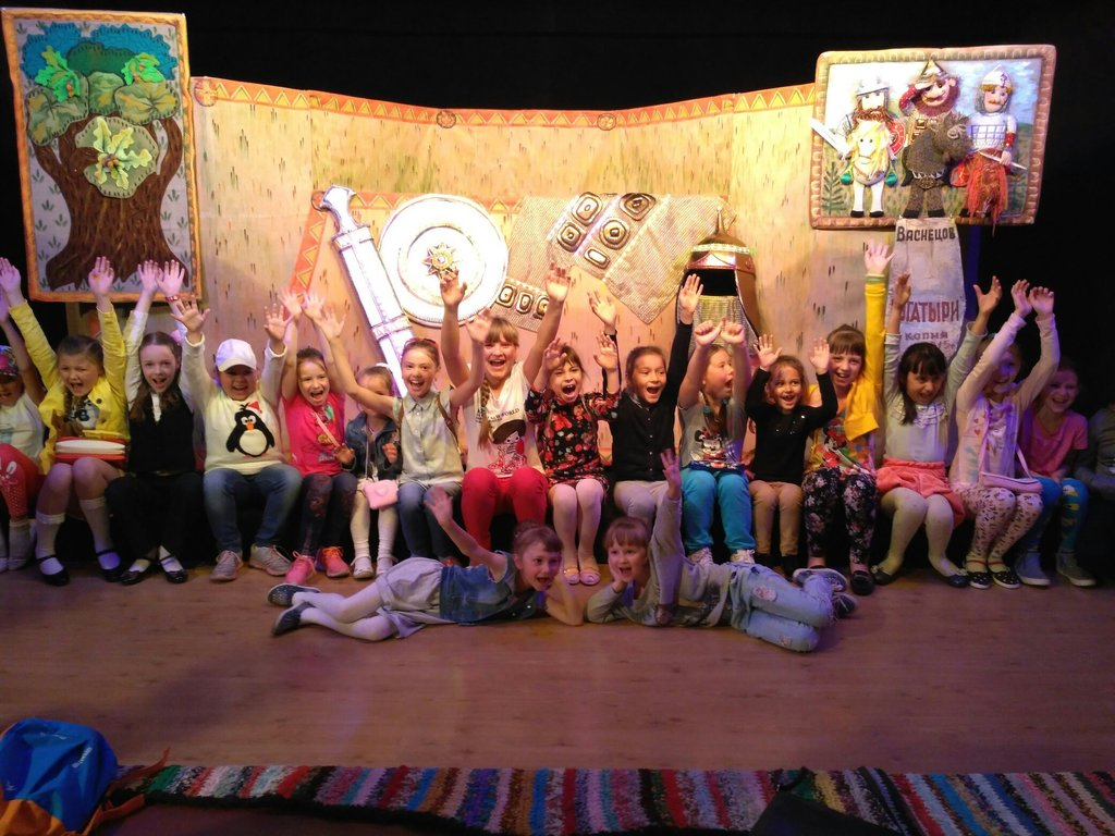 организация и проведение детских праздников — Студия кукол Ежики — Ярославль, фото №3