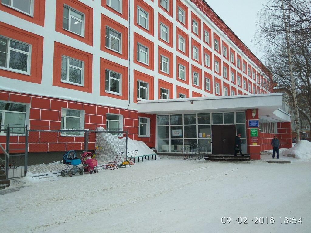 поликлиника для взрослых — Вологодская городская поликлиника № 3 — Вологда, фото №3