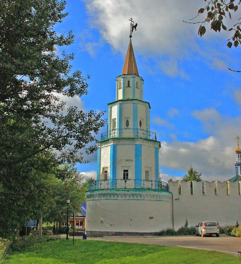 монастырь — Раифский Богородицкий мужской монастырь — Республика Татарстан, фото №1