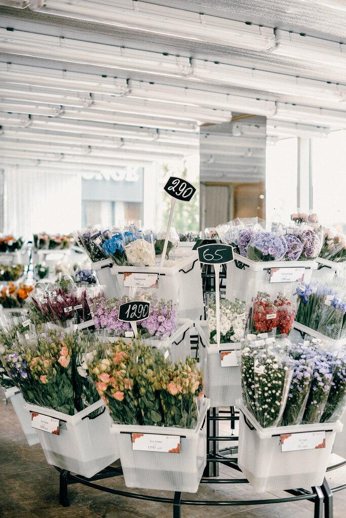 магазин цветов — Мосцветторг — Москва, фото №2