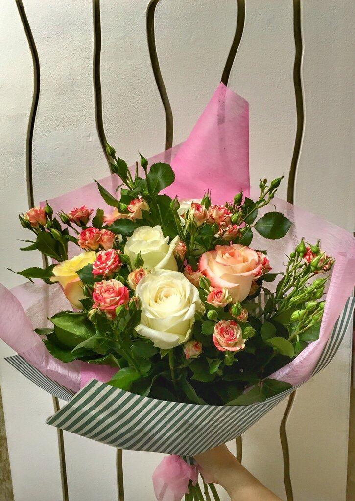Магазин цветов павловская