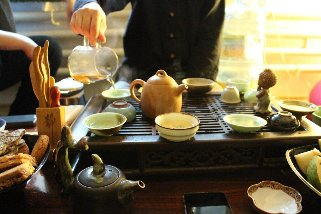 Чай чайная церемония картинки