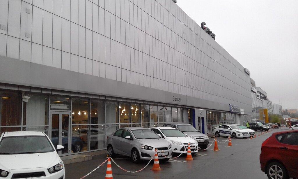 Москва автосалон genser адреса авто ломбарды в майкопе