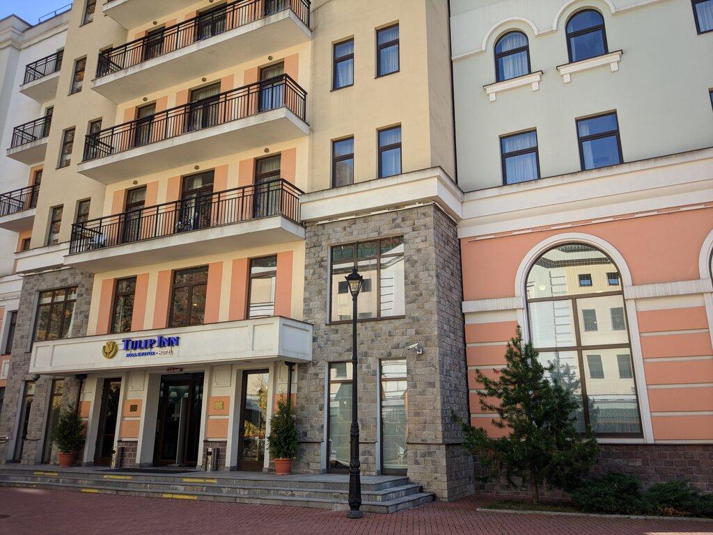 готель — Tulip Inn — село Эстосадок, фото №10