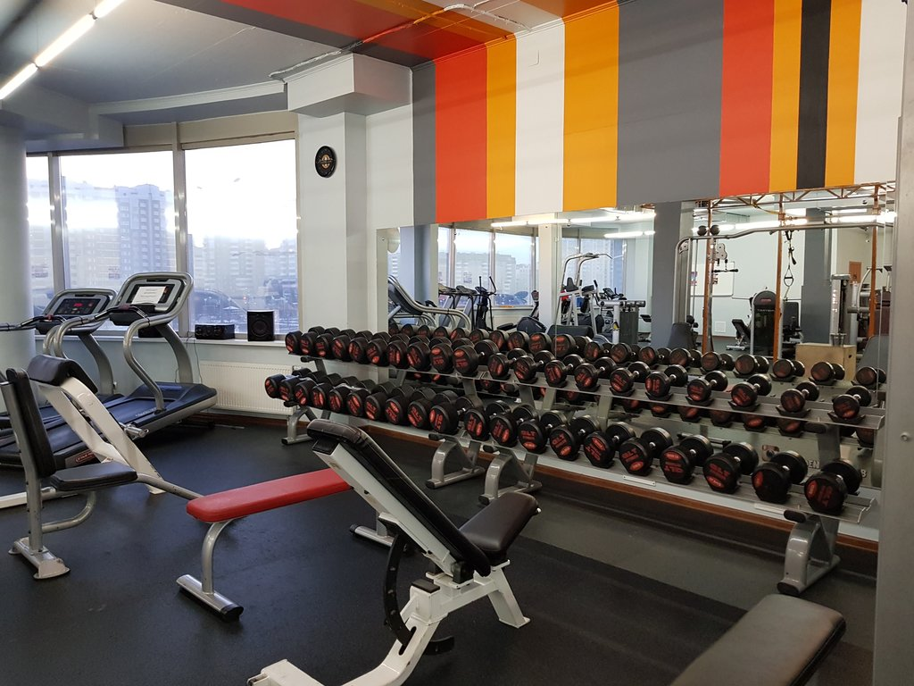 residential golds gym - HD1024×768