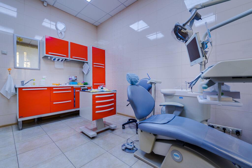 стоматологическая клиника — Интердент — Москва, фото №2