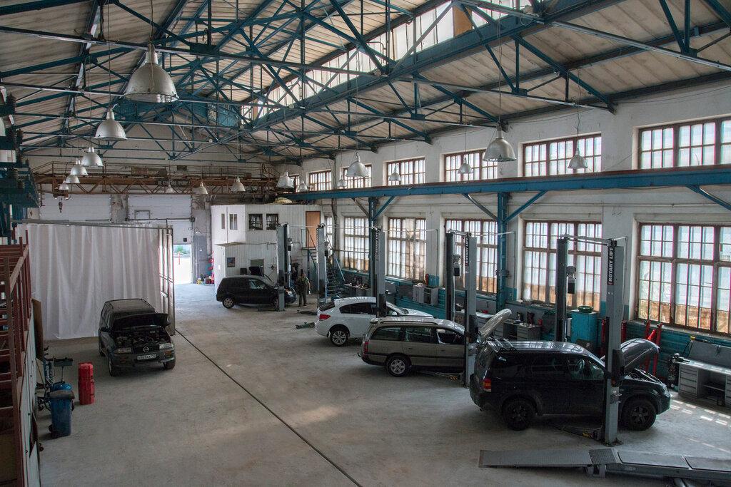 автосервис, автотехцентр — Pkw Motors — Москва, фото №7