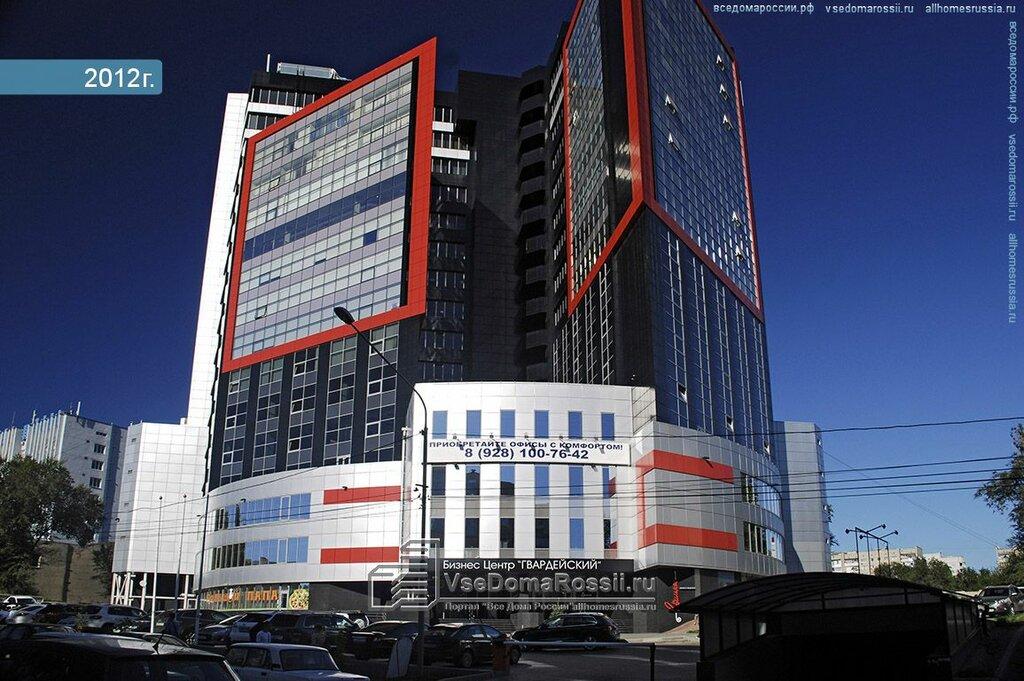 бизнес-центр — Гвардейский — Ростов-на-Дону, фото №2